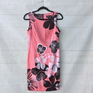 Connected Sleeveless Shift Dress, GUC Suze 6